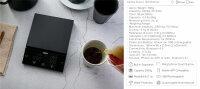 FELICITA   Kaffeewaage PARALLEL   Black